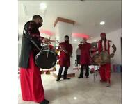 Dhol & band baja entertainers