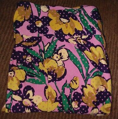 TC Pink Floral Geo Print NWOT LuLaRoe Leggings