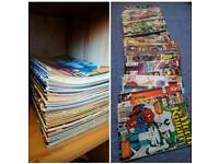 3 random Marvel comics (70s, 80s, 90s, etc) '