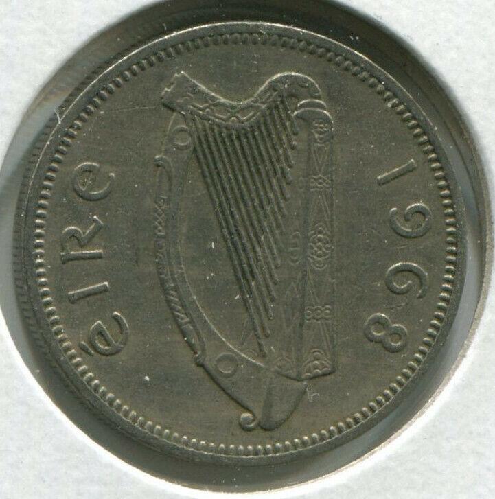 Ireland (Eire) One Shilling 1968