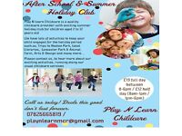 Amazing Summer Holiday Childcare Deals