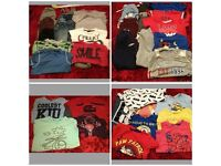 Bargain boys clothes 2-3yrs and 3-4yrs