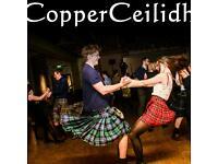Ceilidh Band Available