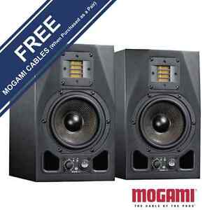 Adam A5X Active Studio Monitors (Pair) With Free Mogami Cables Brisbane City Brisbane North West Preview