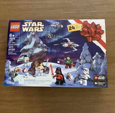 2020 Lego Star Wars Advent Calender 75279 Christmas Countdown New NIB Sealed