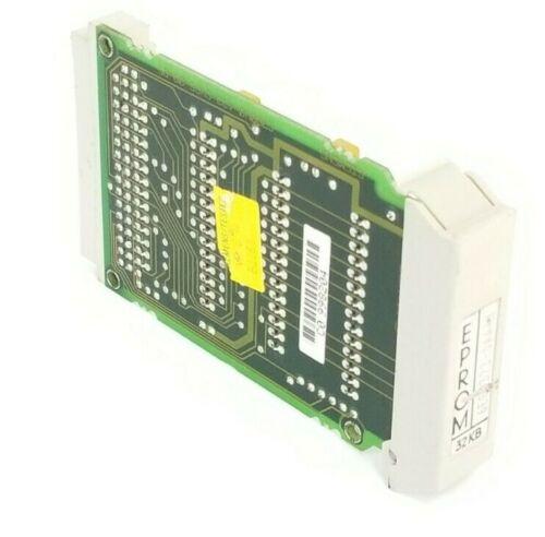 SIEMENS 6ES5-373-0AA41 EPROM 32KB MEMORY MODULE EWK-X30 C79040-A32-C466-08-86
