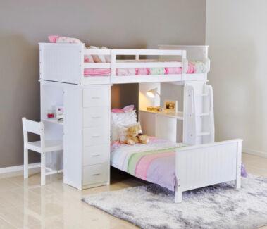 Manhatten Loft Bunk Bed. bunk bed in Tamworth Region  NSW   Home   Garden   Gumtree