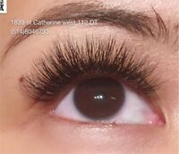 DT EYELASH extensions full set 55$+!Shellac28$+!