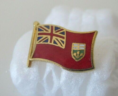 British Commonwealth Flag Lapel Pin/Tie Tack