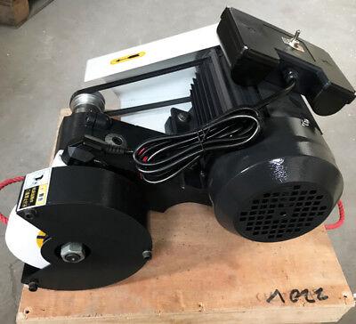 Intbuying Lathe Tool Post Grinder Internal External Sharpener Grinding Machine