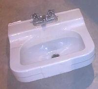 Porcelaine Sink