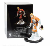 Star Wars:Animated Luke Skywalker X-Wing Maquette by Gentle Gian