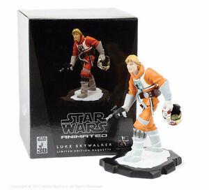 Star Wars:Animated Luke Skywalker X-Wing Maquette by Gentle Gian
