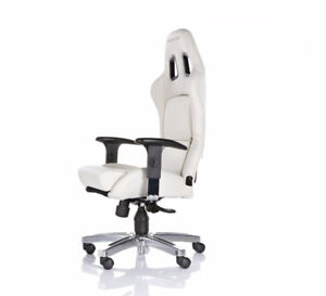 BRAND NEW IN BOX PlaySeat Office Chair - White