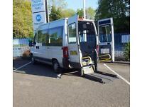 Citroen Relay HDI 2.0 Diesel 2007 - Wheelchair Access - WAV - Camper Day Van