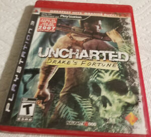 Uncharted drake's fortune ( ps3 )