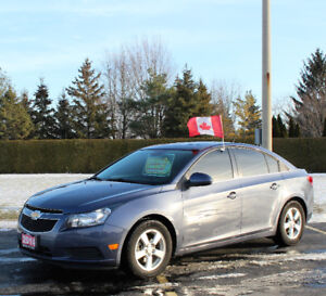 2014 Chevrolet Cruze LT**Reverse Camera**Leather**Sun roof**
