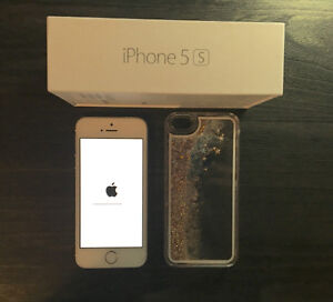 Gold iPhone 5s Bell or Koodo