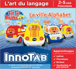 VTech Innotab Cartridge Game - French Version - New, in Box - $9
