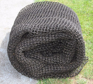 Used High Quality Commercial Fishnet Garden Ponds Sports Decor