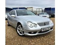 2005 Mercedes-Benz C220 Sport Edition 2.1TD Auto Warranty Delivery Px welcome