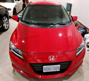Clean 2011 Honda CRZ Mint + Extended warranty  and extras