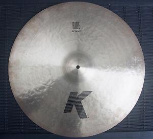 """Zildjian 22"""" K Ride Cymbal"""