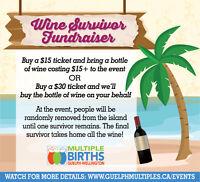 Wine Survivor Fundraiser