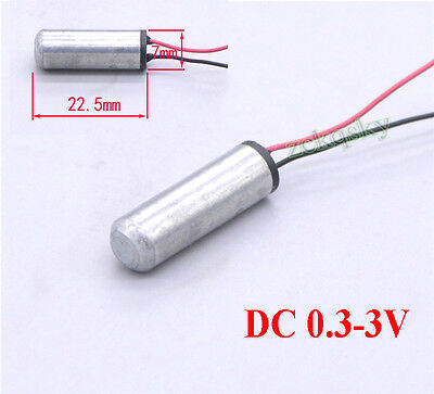 Dc 0.3v-3v Micro Waterproof Vibration Motor Coreless Motor Vibrator For Massager