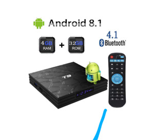LATEST  ANDROID BOX  4GB/32GB  OCTA CORE FULLY SETUP