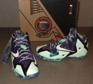 NIKE LEBRON 11 (XI) ALL-STAR PACK QS / (GATOR KING)