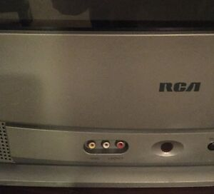 RCA old model tv with remote