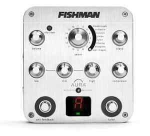 All fishman aura acoustic imaging pedals