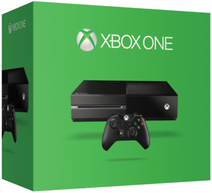 Xbox one with one controller for sale