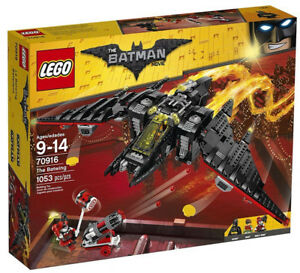 LEGO THE LEGO® BATMAN MOVIE #70916, The Batwing