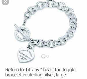 ISO TIFFANY TOGGLE BRACELET