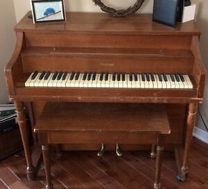 Apartment Size Melodigrand Piano