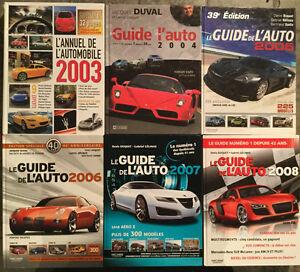 Collection Guide de l'auto 2003-08