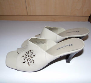 Leather NYGARD shoes size 8.5