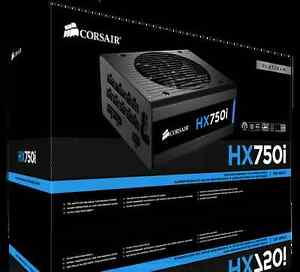 BNIB Sealed Corsair HX750i Power Supply 750W 80 Plus Platinum