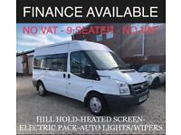 Ford TRANSIT 110 T300 TREND 115 9 SEATER MINIBUS - NO VAT