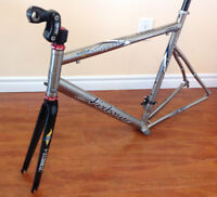 Road Bike Airborne Zeppelin 58cm frame with plus...