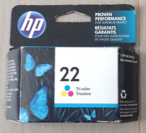 HP 22 Tri-colour Original Ink Cartridge (C9352AN)