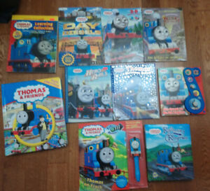 Used children's books:Thomas,Little Einstein,Toopy & Binoo, etc