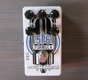 Catalinbread Formula 5F6 Overdrive
