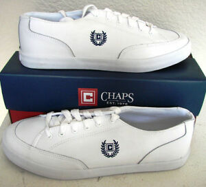 Brand-New-Mens-CHAPS-Wayne-White-Oxfords-Retail-65