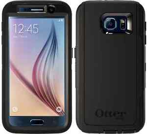 Samsung Galaxy S6 with OtterBox (Rogers) -$300, no trades