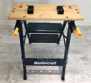 Table de travail pliante Mastercraft