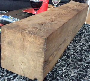 100 year old Rustic Reclaimed Bench.