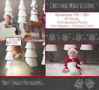 Christmas Mini Sessions - Amy's Images Photography